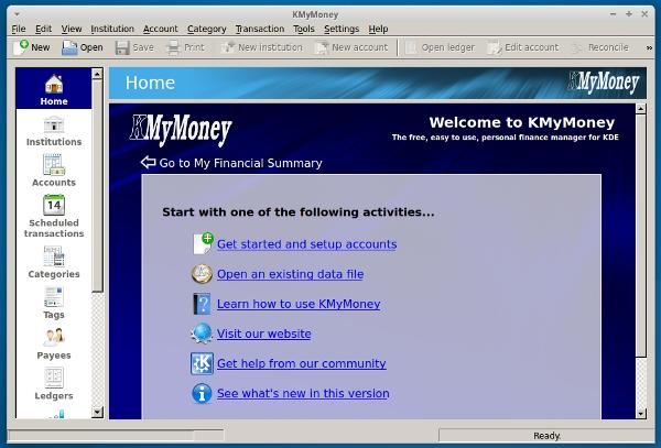 KMyMoney-k