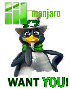 manjaro_want_you