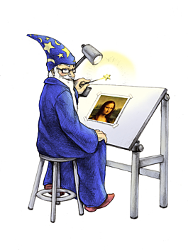 Imagemagick-wizard