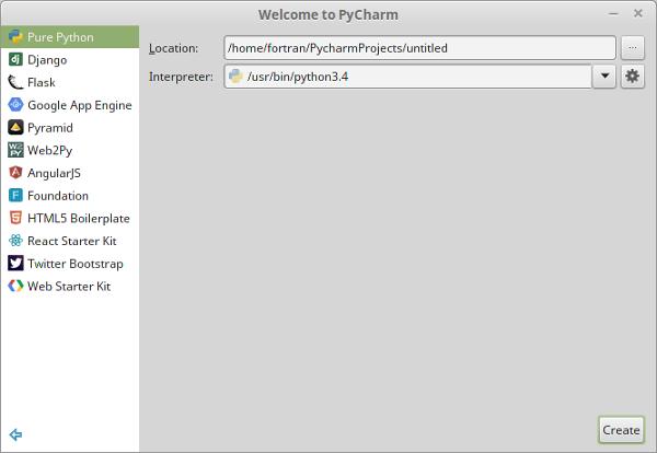 PyCharm-e